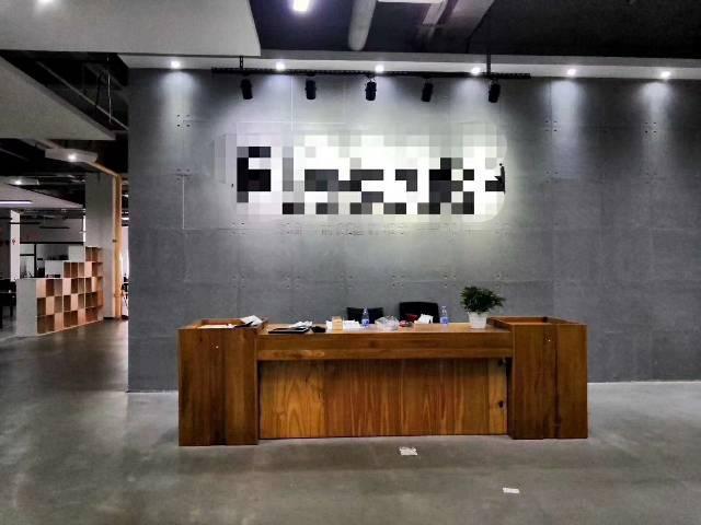 清湖地铁口300米,1250平办公室出租,精装修带家私
