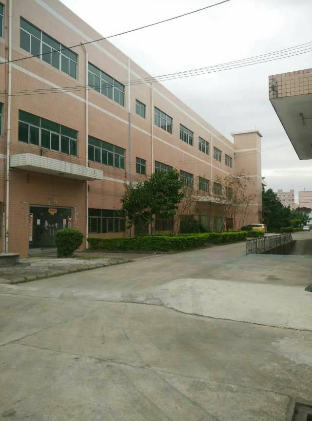 大亚湾西区独门独院厂房11050平方带装修,可分租