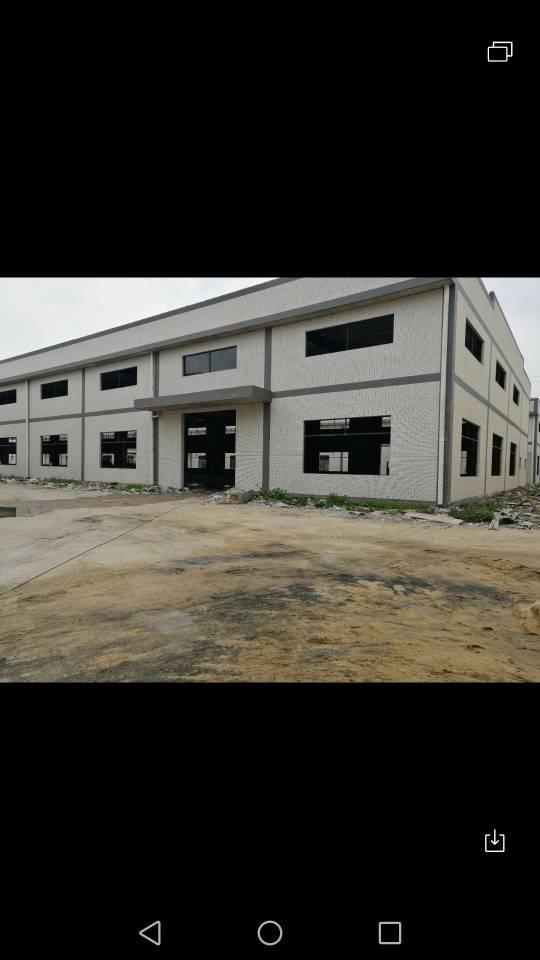 大亚湾钢构厂房占地2000,建筑1600,售价300万。