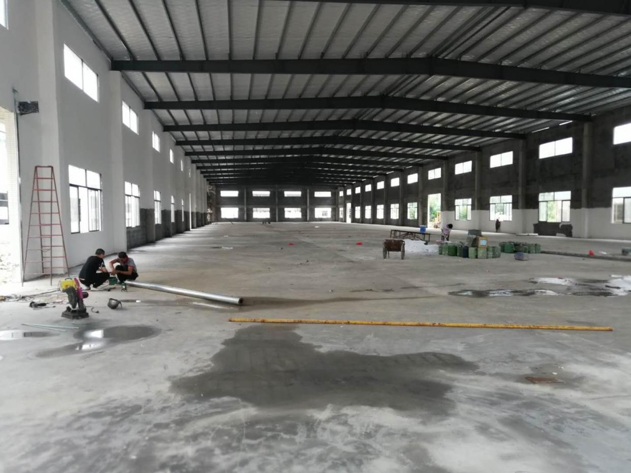出租布吉坂田独门独院单一层9800平的厂房