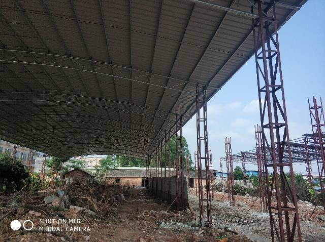 小金口新建独院钢构2150出租,滴水5.5,行业不限