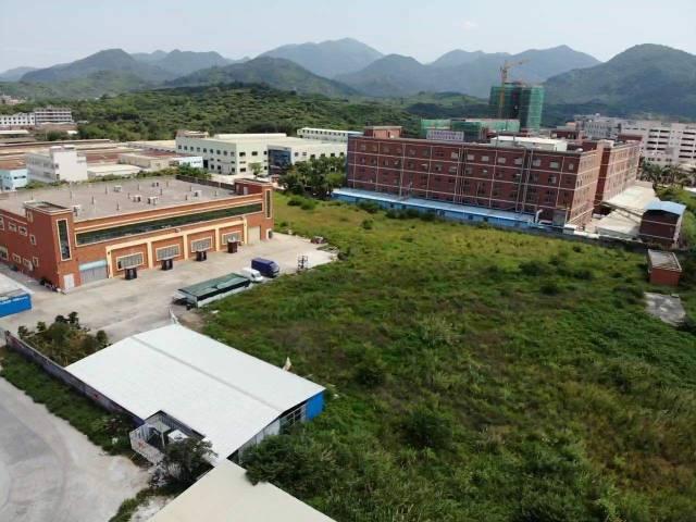 水乡3万平超大空地独院厂房可做物流仓储等仅1500一平