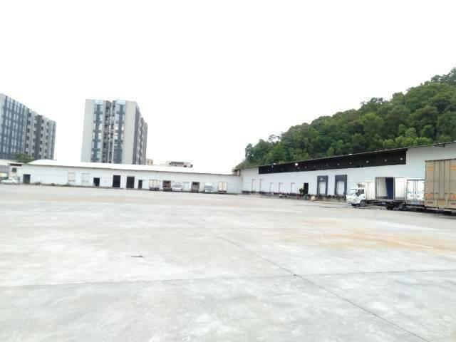 广食品冷冻仓库、番禺区市桥街道5000平米冷冻仓库招租可分租