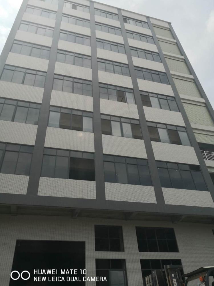 大岭山颜屋村标准2楼1200平米厂房出租