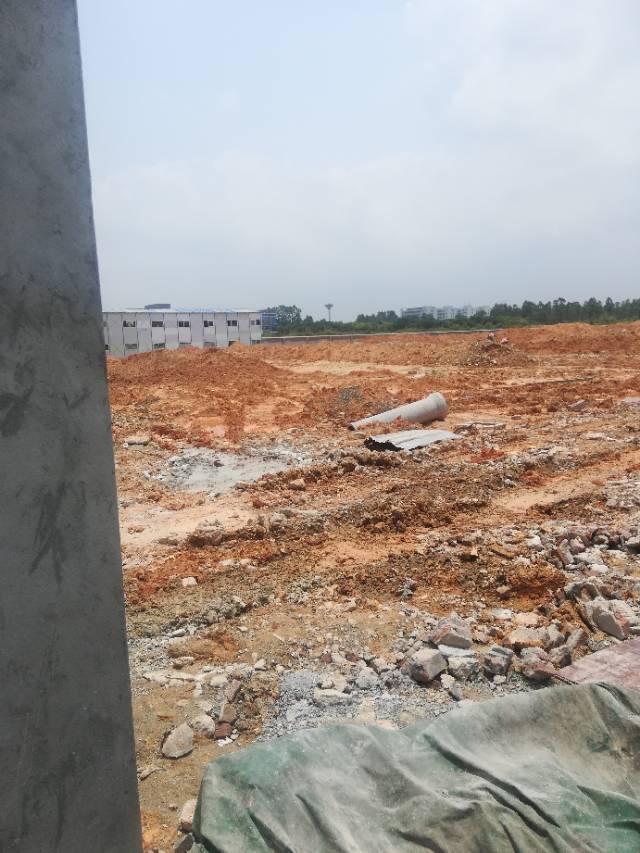 惠东县可以做特大物流园冲心地块300亩地