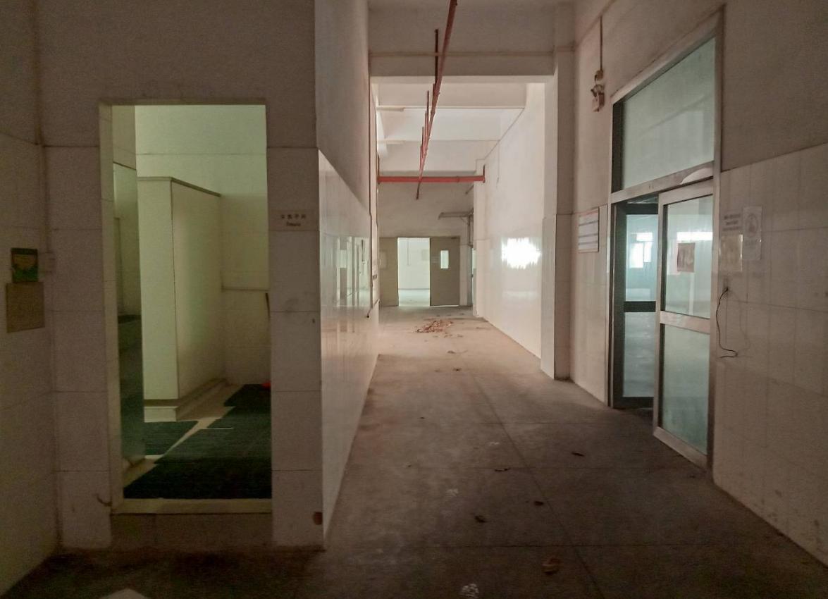 塘厦新亚洲刚空出8400平独院,配电大,证件齐全整组优惠。