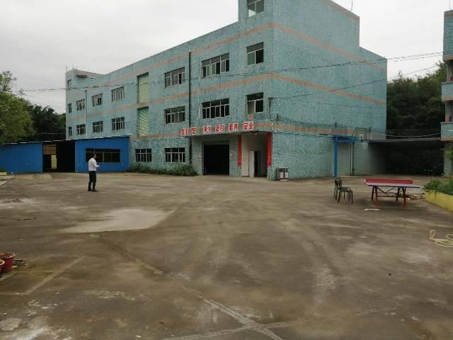 惠阳新圩镇原房东独院标准厂房3850平方,带消防喷淋,可分租