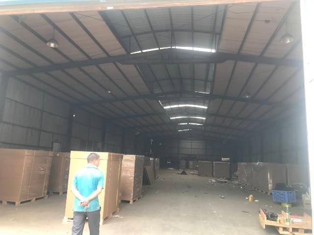 大岭山杨屋村第一工业区可做仓库的钢构1680平方