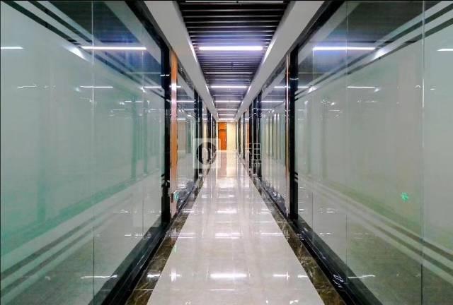沙井中心路/豪华装修写字楼/户型方正/交通便利