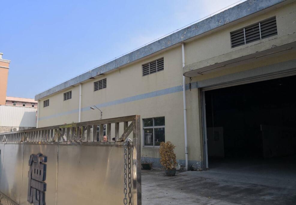 湖镇原房东单一层独院厂房2300平方火爆招租