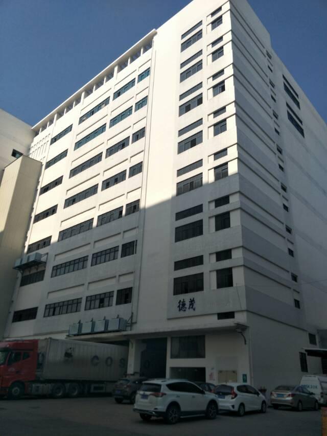 物流仓库五吨电梯重工业标准厂房楼上