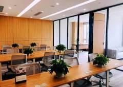 平湖华南城旁甲级写字楼1万平米出租,80平起