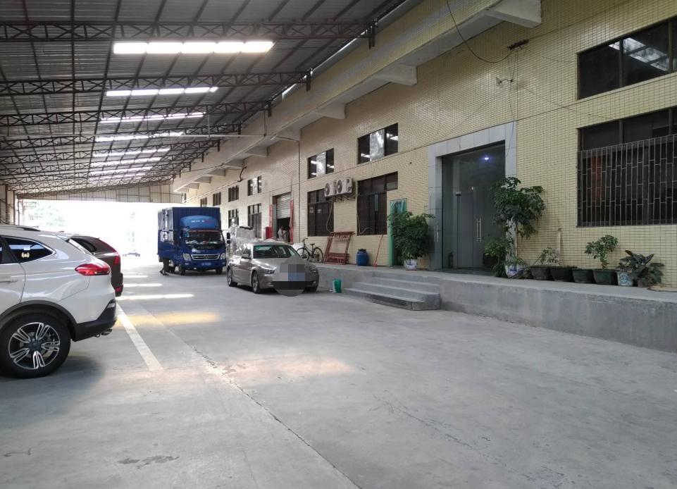 塘厦四村新出标准一楼750平带卸货平台现成雨棚豪华