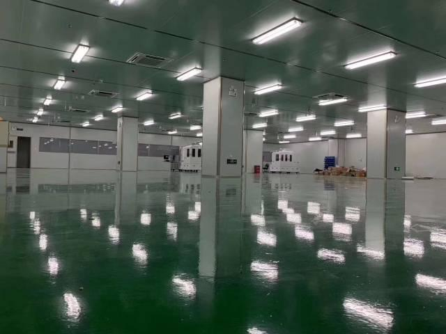 福永107国道附近凤凰工业区1900平方无尘车间装修-图3