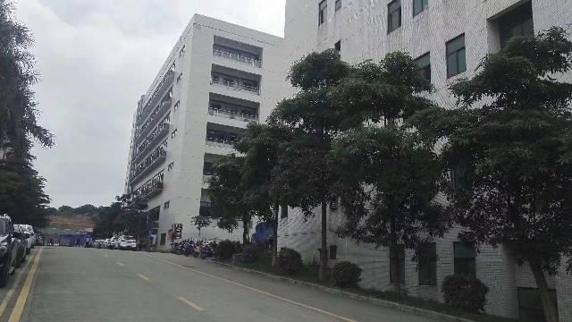 平湖富民工业区新出一楼1200平方带行车厂房