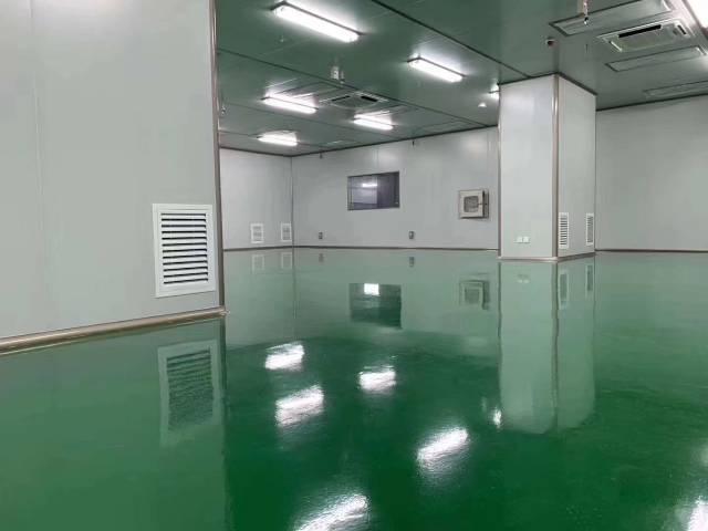 福永107国道附近凤凰工业区1900平方无尘车间装修