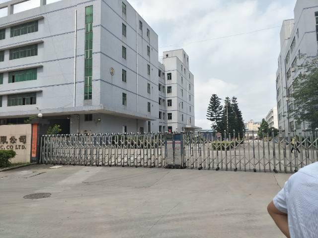 深圳沙井107国道边上附近独院38000平方厂房出租