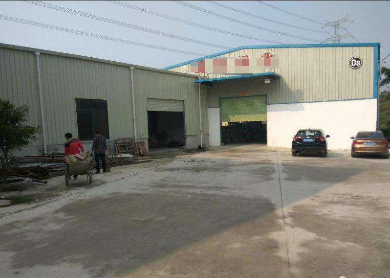 全新独院钢构厂房3200平出租,滴水8米,可办环评水电齐