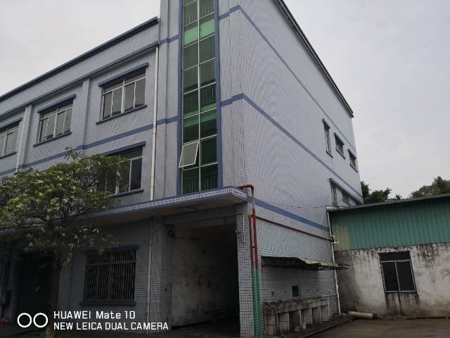 惠州市博罗县长宁镇原房东无公滩标准厂房