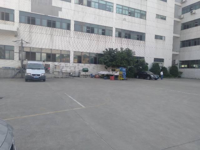 松岗燕川原房东新出楼上带办公室1200平实际面积出租