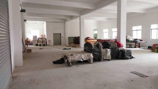惠阳区秋长岭湖村独栋标准厂房招租带豪华装修无转让费550平