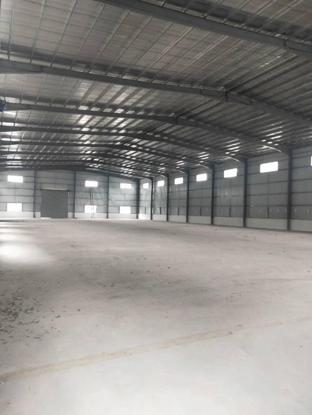 大朗新出单一层钢结构厂房3000㎡出租