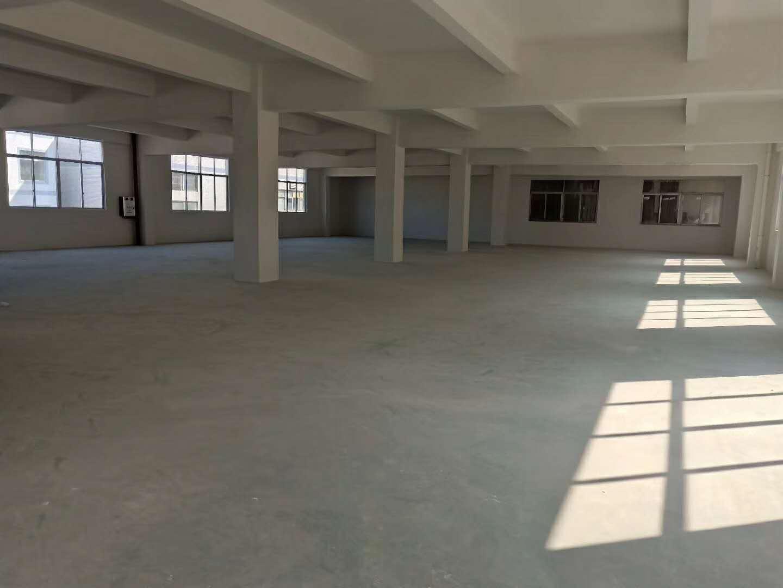 厚街镇寮厦村全新大型工业园7500平方可分租独立办公室两部电