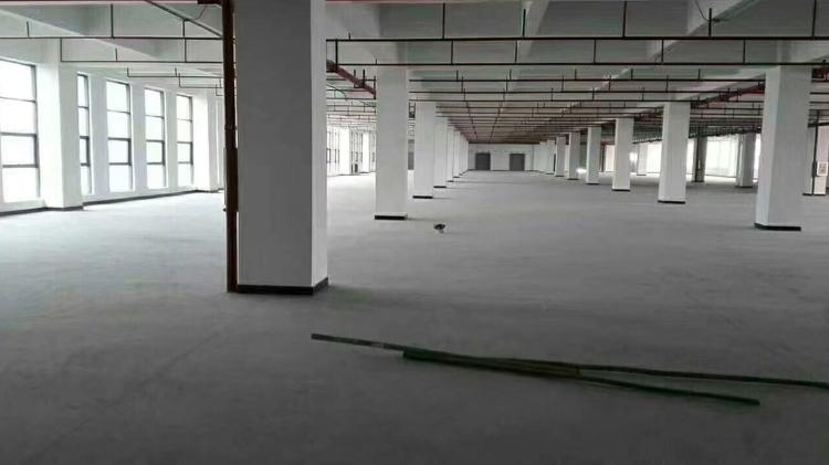 广州市番禺区石基镇标准楼上2300方,带红本、可办环评