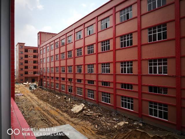 惠州市博罗县新出原房东标准厂房无公滩