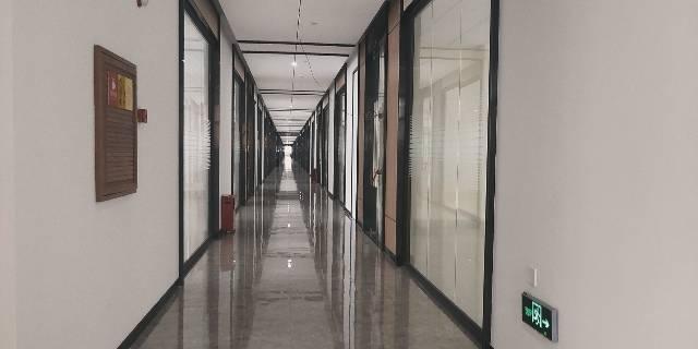福永新装修办公室+厂房出租最小30平方米最大5W