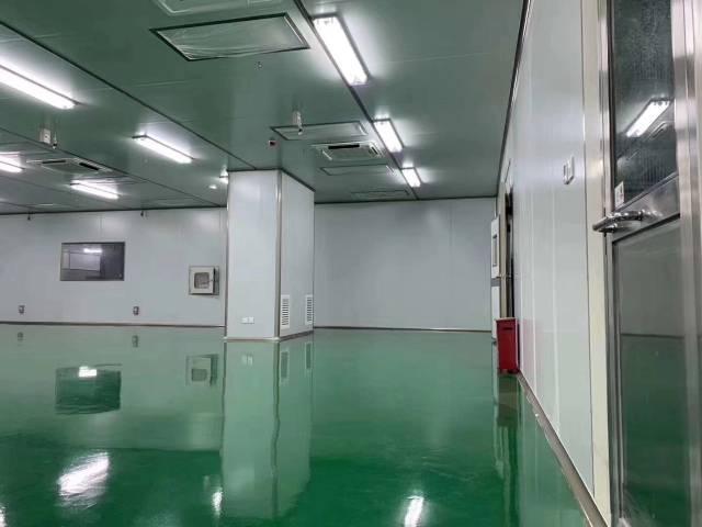 福永107国道附近凤凰工业区1900平方无尘车间装修-图6