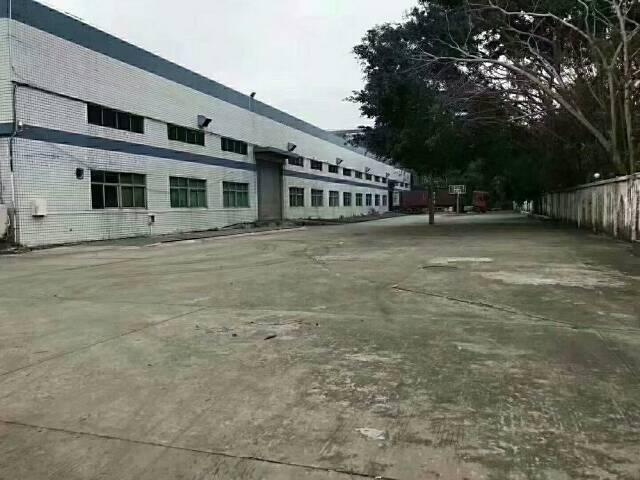 东莞水乡片区国有双证厂房出售买50亩送10亩