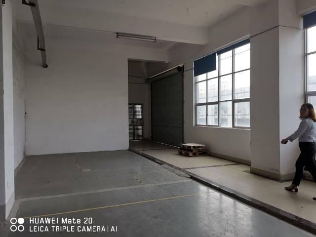 福永桥头地铁站附近高新产业园楼上1300平米出租-图4