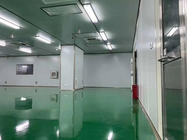 光明新出楼上单层2100平无尘车间带装修厂房招租