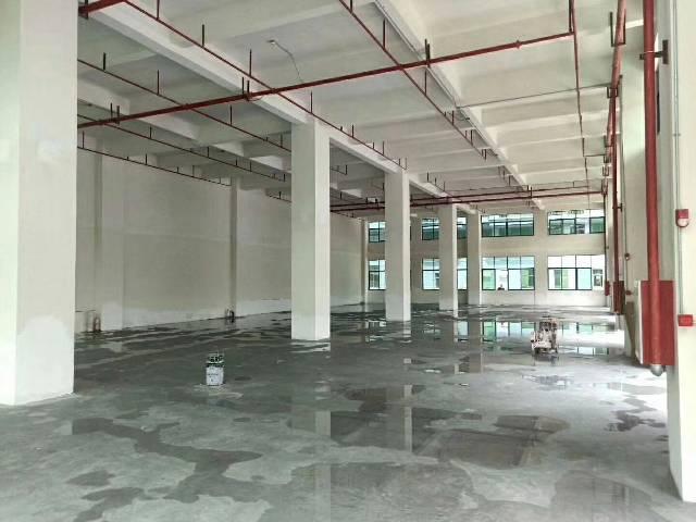 光明长圳1楼2000平方厂房出租可办环评;