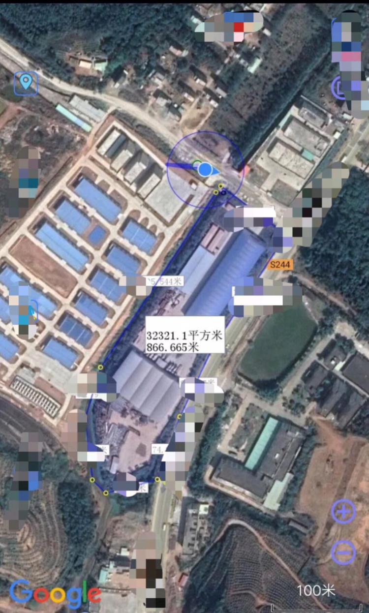 惠城区可做污染钢构12000平出租
