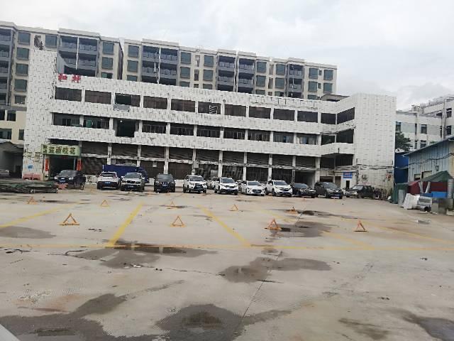 原房东、独院9成新 厂房6600,宿舍2500