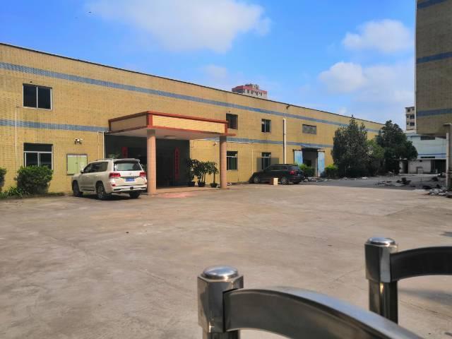 新圩镇独院钢构厂房出租4680平
