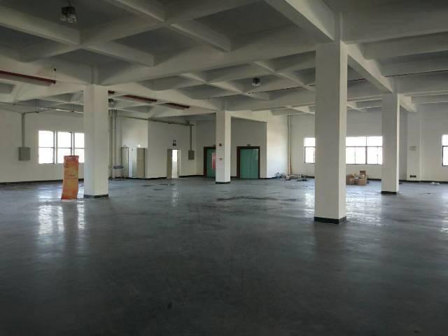 黄埔开发区东区原房东2楼整层1500平米厂房招租-图3