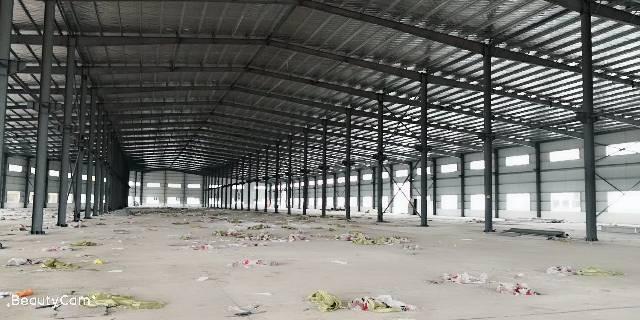 东莞市茶山镇独门独院10万平单一层钢构