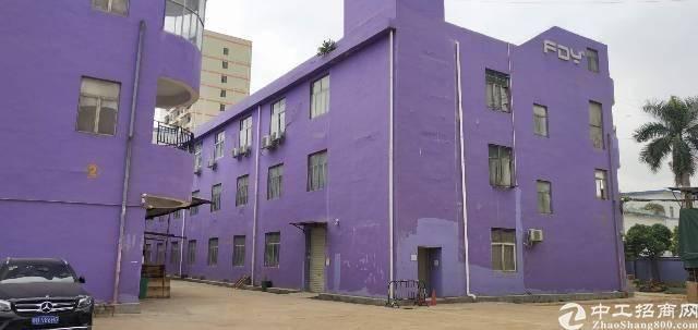 公明新出楼上小面积厂房,外观印象好,交通非常好,价格便宜-图3