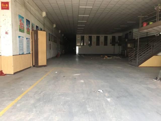 广州白云区江高总面积5000平方交通方便仓库厂房招租