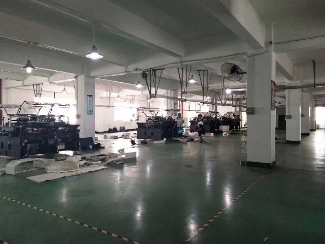 福永凤凰新出1300平大园区独门独院精装修面积实在价格便宜