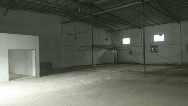 清溪镇砖墙到顶钢结构厂房540平方,报价18元每平方-图4