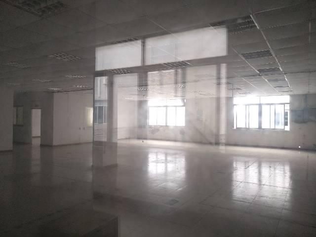 沙井南环立交周边楼上带装修450/750平厂房交通方便好招工