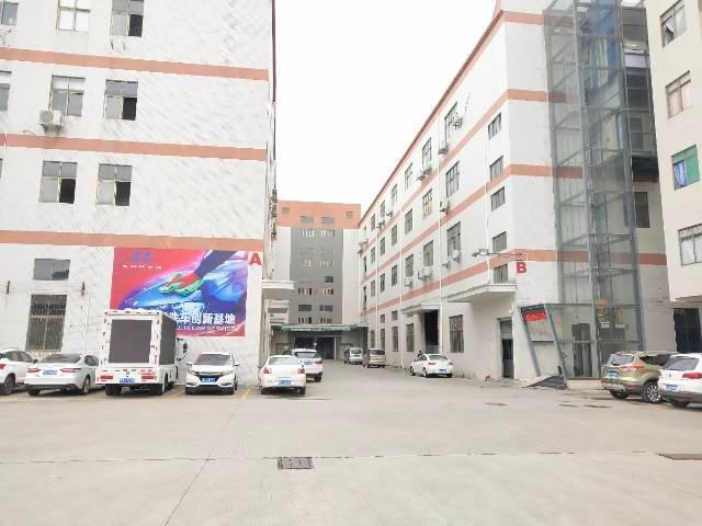 长安厦岗新出一楼精装修水电齐全自带行车1600高度七米定制厂