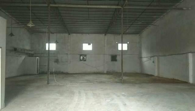清溪镇砖墙到顶钢结构厂房540平方,报价18元每平方