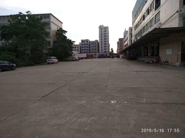 虎门镇沙角大型工业园厂房