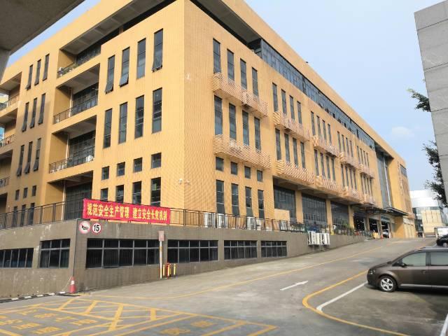 龙华清湖2万工业园厂房仓库出租一楼1200平直租原房东实用高