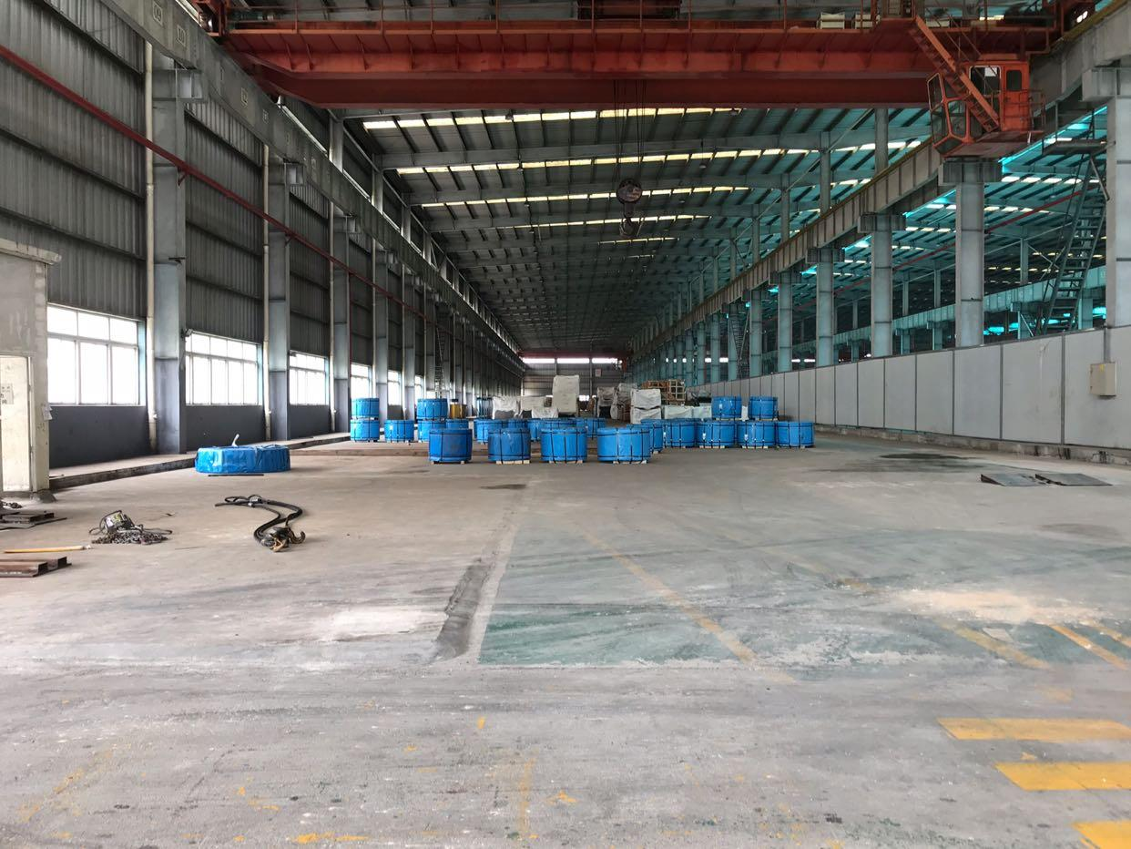 黄埔区东区大型工业区带25吨行车,单一层钢构万博app官方下载6500招租-图2